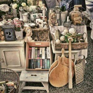 Tüdeltied – der kReAtiVe Flohmarkt