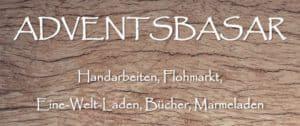 Adventsbasar im Gemeindehaus Arche @ Gemeindehaus