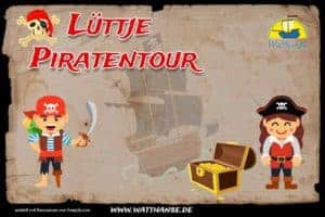 Lüttje Piratentour @ Am Georg-Schütte Platz