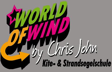 World of Wind, Eure Kite- und Strandsegelschule auf Borkum